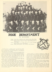 Page 10, 1953 Edition, Burdo (APD 133) - Naval Cruise Book online yearbook collection