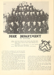 Page 12, 1953 Edition, Burdo (APD 133) - Naval Cruise Book online yearbook collection