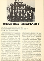 Page 14, 1953 Edition, Burdo (APD 133) - Naval Cruise Book online yearbook collection