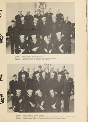 Page 17, 1953 Edition, Burdo (APD 133) - Naval Cruise Book online yearbook collection