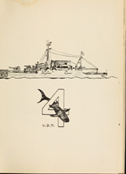Page 5, 1953 Edition, Burdo (APD 133) - Naval Cruise Book online yearbook collection