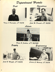 Page 10, 1989 Edition, Butte (AE 27) - Naval Cruise Book online yearbook collection