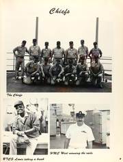 Page 13, 1989 Edition, Butte (AE 27) - Naval Cruise Book online yearbook collection