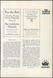 Page 133, 1925 Edition, Fresno State College - Campus Yearbook (Fresno, CA) online yearbook collection