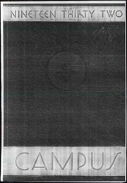 Fresno State College - Campus Yearbook (Fresno, CA) online yearbook collection, 1932 Edition, Page 1