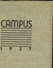 Page 1, 1937 Edition, Fresno State College - Campus Yearbook (Fresno, CA) online yearbook collection