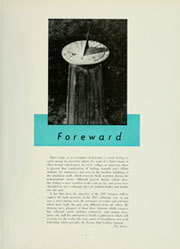 Page 11, 1937 Edition, Fresno State College - Campus Yearbook (Fresno, CA) online yearbook collection