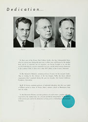 Page 12, 1937 Edition, Fresno State College - Campus Yearbook (Fresno, CA) online yearbook collection
