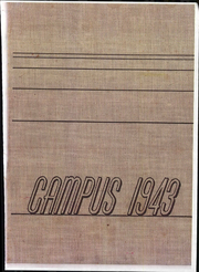 Fresno State College - Campus Yearbook (Fresno, CA) online yearbook collection, 1943 Edition, Page 1