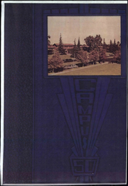 1950 Edition, Fresno State College - Campus Yearbook (Fresno, CA)