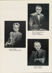 Page 15, 1955 Edition, Fresno State College - Campus Yearbook (Fresno, CA) online yearbook collection