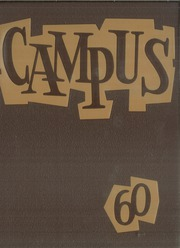 1960 Edition, Fresno State College - Campus Yearbook (Fresno, CA)