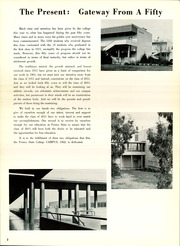 Page 6, 1962 Edition, Fresno State College - Campus Yearbook (Fresno, CA) online yearbook collection