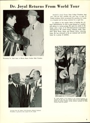 Page 9, 1962 Edition, Fresno State College - Campus Yearbook (Fresno, CA) online yearbook collection