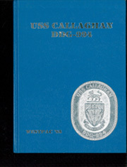 1985 Edition, Callaghan (DDG 994) - Naval Cruise Book
