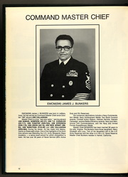 Page 16, 1989 Edition, Callaghan (DDG 994) - Naval Cruise Book online yearbook collection