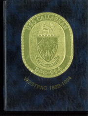 1994 Edition, Callaghan (DDG 994) - Naval Cruise Book