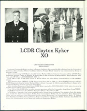 Page 10, 1996 Edition, Callaghan (DDG 994) - Naval Cruise Book online yearbook collection