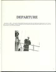 Page 9, 1996 Edition, Callaghan (DDG 994) - Naval Cruise Book online yearbook collection