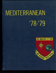 1979 Edition, Boulder (LST 1190) - Naval Cruise Book