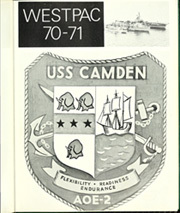 Page 5, 1971 Edition, Camden (AOE 2) - Naval Cruise Book online yearbook collection