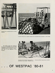 Page 7, 1981 Edition, Camden (AOE 2) - Naval Cruise Book online yearbook collection