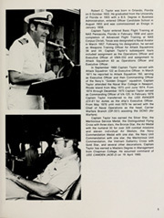 Page 9, 1981 Edition, Camden (AOE 2) - Naval Cruise Book online yearbook collection