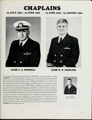 Page 11, 1989 Edition, Camden (AOE 2) - Naval Cruise Book online yearbook collection