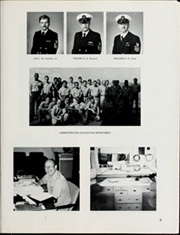 Page 13, 1989 Edition, Camden (AOE 2) - Naval Cruise Book online yearbook collection