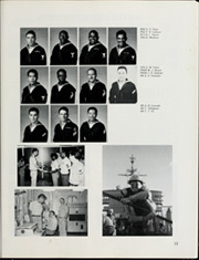 Page 15, 1989 Edition, Camden (AOE 2) - Naval Cruise Book online yearbook collection
