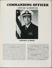 Page 8, 1989 Edition, Camden (AOE 2) - Naval Cruise Book online yearbook collection