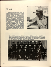 Page 122, 1979 Edition, Canopus (AS 34) - Naval Cruise Book online yearbook collection