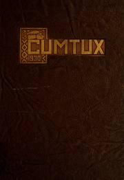 Milwaukee Downer College - Cumtux Yearbook (Milwaukee, WI) online yearbook collection, 1930 Edition, Page 1