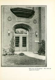 Page 15, 1932 Edition, Milwaukee Downer College - Cumtux Yearbook (Milwaukee, WI) online yearbook collection