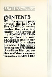 Page 9, 1932 Edition, Milwaukee Downer College - Cumtux Yearbook (Milwaukee, WI) online yearbook collection