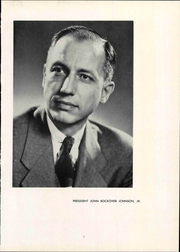 Page 15, 1955 Edition, Milwaukee Downer College - Cumtux Yearbook (Milwaukee, WI) online yearbook collection