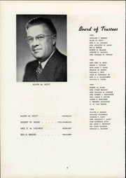 Page 16, 1955 Edition, Milwaukee Downer College - Cumtux Yearbook (Milwaukee, WI) online yearbook collection