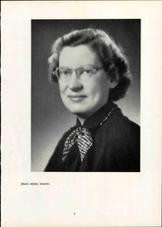 Page 17, 1955 Edition, Milwaukee Downer College - Cumtux Yearbook (Milwaukee, WI) online yearbook collection