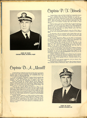 Page 10, 1960 Edition, Canberra (CAG 2) - Naval Cruise Book online yearbook collection