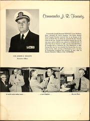 Page 11, 1960 Edition, Canberra (CAG 2) - Naval Cruise Book online yearbook collection