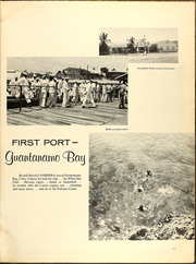 Page 15, 1960 Edition, Canberra (CAG 2) - Naval Cruise Book online yearbook collection