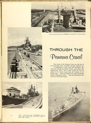 Page 16, 1960 Edition, Canberra (CAG 2) - Naval Cruise Book online yearbook collection