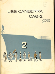 Page 5, 1960 Edition, Canberra (CAG 2) - Naval Cruise Book online yearbook collection