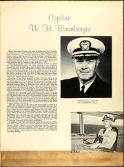 Page 9, 1960 Edition, Canberra (CAG 2) - Naval Cruise Book online yearbook collection