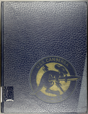 1965 Edition, Canberra (CAG 2) - Naval Cruise Book