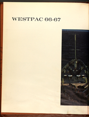 Page 6, 1967 Edition, Canberra (CAG 2) - Naval Cruise Book online yearbook collection