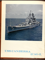Page 8, 1967 Edition, Canberra (CAG 2) - Naval Cruise Book online yearbook collection