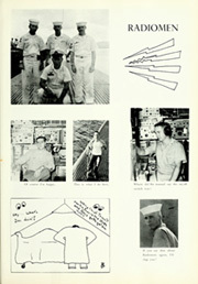 Page 15, 1967 Edition, Carbonero (SS 337) - Naval Cruise Book online yearbook collection