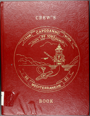 1983 Edition, Capodanno (FF 1093) - Naval Cruise Book