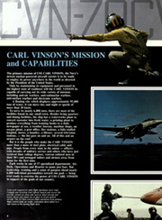 Page 10, 1983 Edition, Carl Vinson (CVN 70) - Naval Cruise Book online yearbook collection
